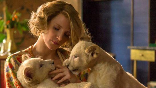 'La casa de la esperanza': Nuevo avance en EXCLUSIVA de la película de Jessica Chastain
