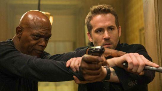 'El otro guardaespaldas': Ryan Reynolds desea la muerte de Samuel L. Jackson en el primer tráiler en español