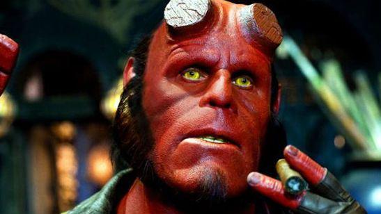 'Hellboy': Ron Perlman se niega a contestar preguntas sobre el 'reboot'