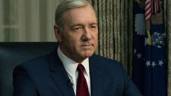 """'House of Cards': El creador de la serie afirma que la acusación a Kevin Spacey es """"profundamente preocupante"""""""