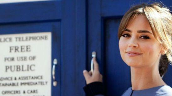 """Jenna Coleman ('Victoria'): """"Jodie Whittaker es una actriz muy camaleónica y estoy deseando ver lo que hace en 'Doctor Who"""""""