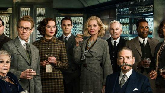 'Asesinato en el Orient Express': Los personajes de la película de 2017 Vs. los de 1974