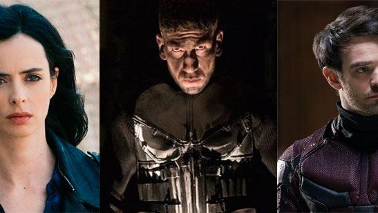 'The Punisher': Jon Bernthal quiere que Daredevil y Jessica Jones aparezcan en la segunda temporada