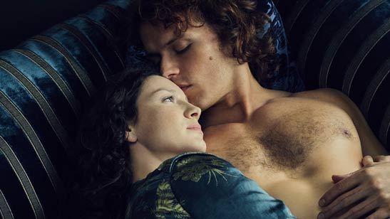 'Outlander': Celebra San Valentín con una maratón de los momentos más románticos de Claire y Jamie