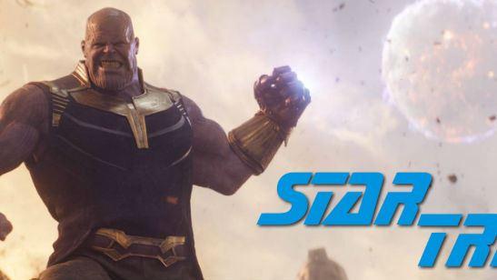 'Vengadores: Infinity War': Kevin Feige explica cómo 'Star Trek' ha influido al UCM
