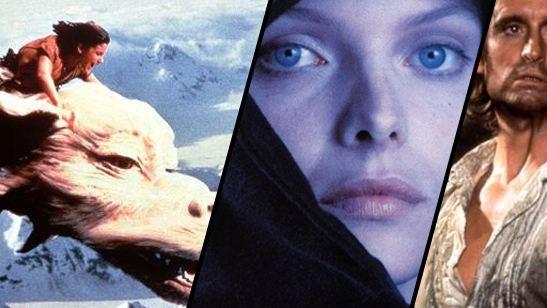 'La historia interminable', 'Lady Halcón' y 'Tras el corazón verde', en el maratón de cine de los 80 de Trece