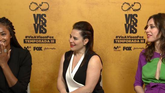 """'Vis a Vis', Berta Vázquez: """"Anna Castillo sería una buena opción para la cuarta temporada"""""""