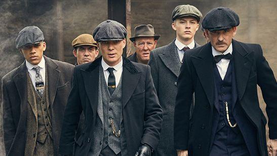 'Peaky Blinders': la ficción se lleva su primer BAFTA TV a Mejor Serie Dramática