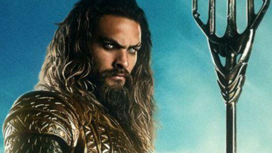 """Las primeras pistas de 'Aquaman' podrían desvelar lo que significa """"Unite the Seven"""""""