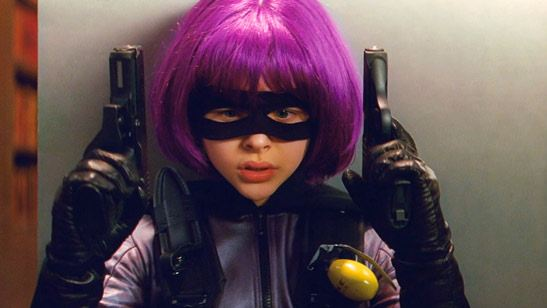 Chloë Grace Moretz confirma que no volverá a ser Hit-Girl en las nuevas entregas de 'Kick-Ass'