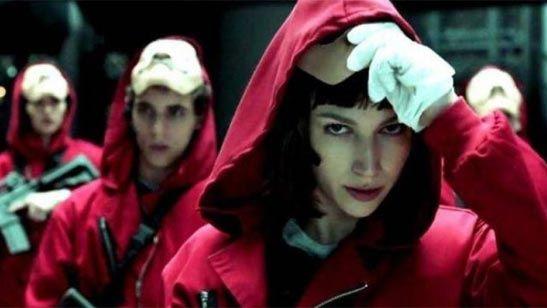 'La Casa de Papel', Mejor Serie Dramática en el Festival de Montecarlo