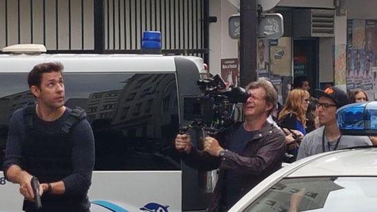 'Jack Ryan': Visitamos en exclusiva el rodaje de la nueva serie de Amazon protagonizada por John Krasinski