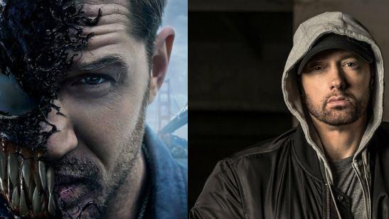 'Venom': Eminem participará en la banda sonora