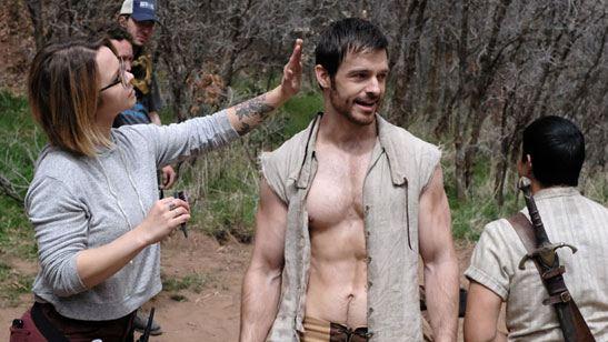 'The Outpost': Viajamos hasta Utah para vivir desde dentro el increíble rodaje de la nueva serie de SYFY España