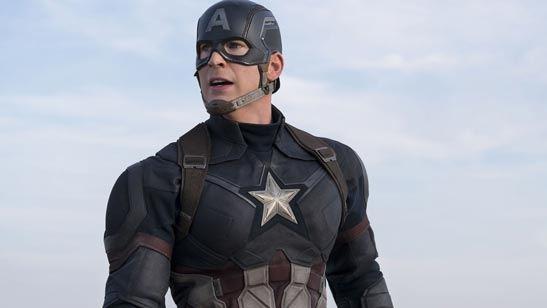Los mejores momentos de Chris Evans como Capitán América