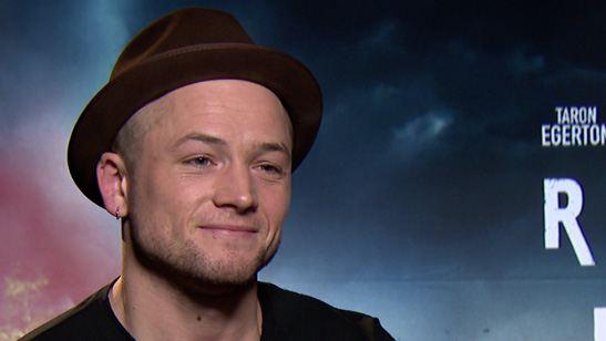 """Bathurst ('Robin Hood'): """"Las películas de superhéroes no te inspiran ni despiertan, sales del cine sintiéndote incluso peor"""""""