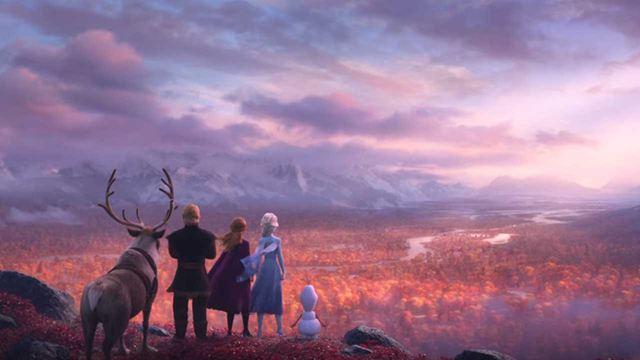Elsa contra el mar en el primer 'teaser' de 'Frozen 2'