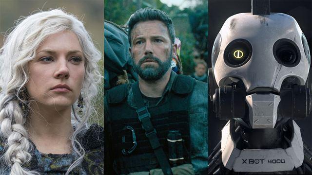 Las series y películas que se estrenan en Netflix la semana del 11 al 17 de marzo