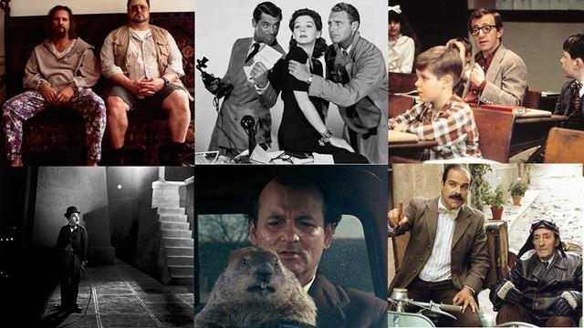 Las 23 mejores comedias de la historia del cine