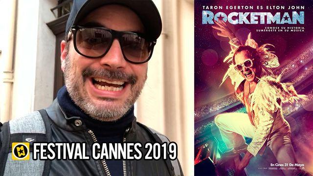 """CRÍTICA Cannes 2019: """"Rocketman' va mucho más allá que 'Bohemian Rhapsody' con una interpretación tremenda de Taron Egerton"""""""
