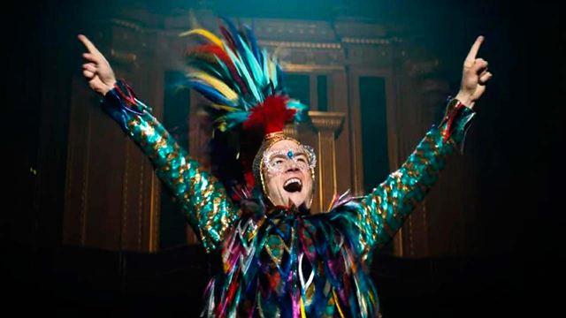 Sí, Taron Egerton canta todas sus canciones en 'Rocketman'