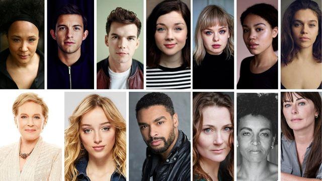 El reparto de la primera serie de Shonda Rhimes para Netflix, 'Bridgerton', ya es oficial y cuenta con Julie Andrews entre sus filas