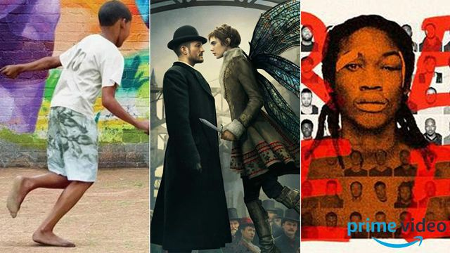 'Carnival Row', Free Meek' y otras 14 series y películas que debutan en Amazon Prime Video en agosto de 2019