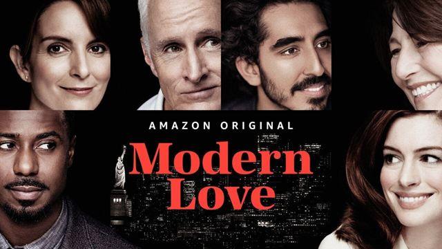 'Modern Love', la nueva apuesta de Amazon ya tiene tráiler y promete conquistar a todo el mundo