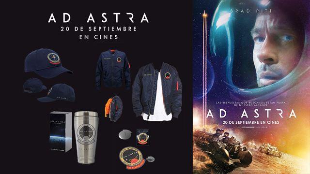 SORTEAMOS PACKS DE REGALOS DE 'AD ASTRA'