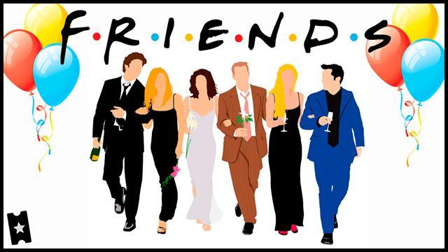 Los 11 mejores episodios de 'Friends'