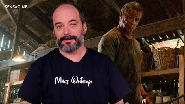 """CRÍTICA: """"Los 15 minutos finales de 'Rambo: Last Blood' son la hostia. Rompen el 'salvajómetro"""""""