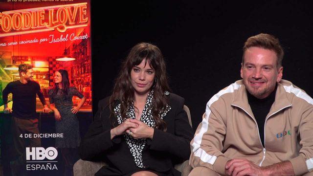 """Laia Costa ('Foodie Love'): """"Comerte 7 boles de ramen a las 7 de la mañana es más complicado que las escenas de sexo"""""""