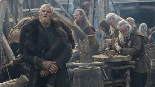 """'Vikingos': Este protagonista """"no podría estar más feliz"""" con la devastadora muerte de su personaje"""