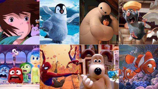 De 'Shrek' a 'Soul': Las 20 películas de animación ganadoras del Oscar