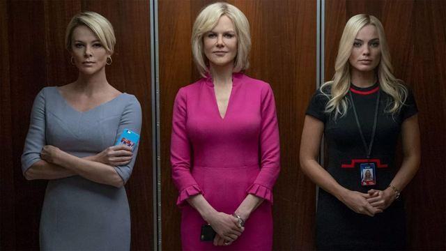 "'El escándalo (Bombshell)': ""Margot Robbie, Charlize Theron y Nicole Kidman son increíbles"""