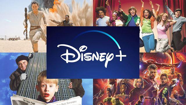 Este es todo el catálogo de películas y series que estarán disponibles en Disney+ España