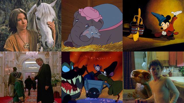 'Dumbo', 'E.T', 'Bambi'... 10 películas infantiles que nos traumatizaron