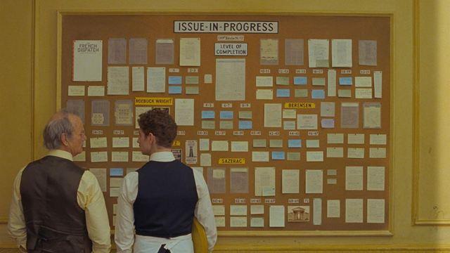 De Jean-Luc Godard a Clouzot: estas son las 5 películas que han influido 'The French Dispatch', de Wes Anderson