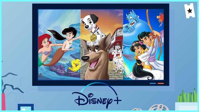 15 secuelas de clásicos animados que puedes ver en Disney+