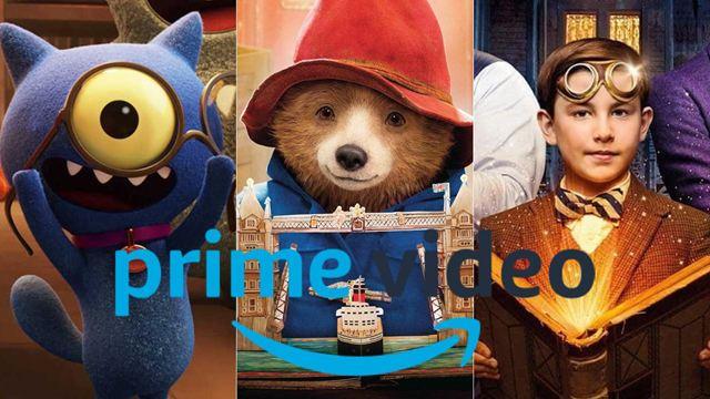 Las 39 mejores películas para niños en Amazon