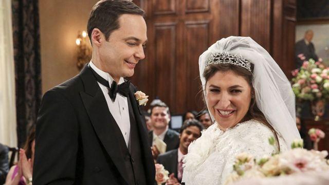 'The Big Bang Theory': Celebra el aniversario de Amy y Sheldon con este recopilatorio de las bodas de la serie