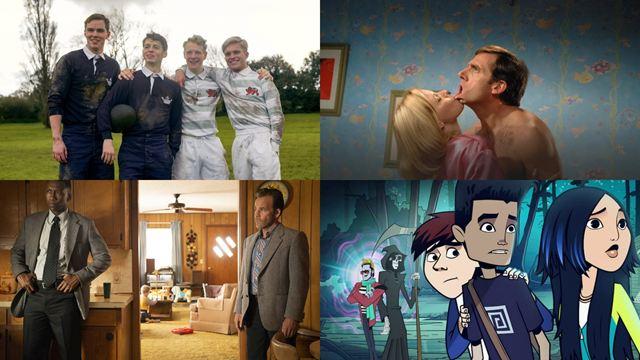 8 películas y series que recomendamos ver en Netflix, HBO, Amazon Prime Video, Movistar+ y gratis en abierto estos días