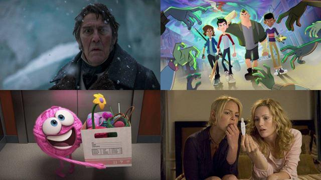 8 recomendaciones de películas y series para ver en Netflix, Amazon, Disney+, Movistar+, Filmin y gratis en abierto estos días