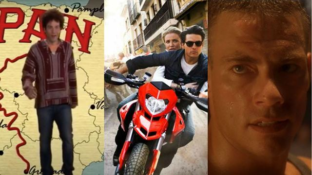 7 veces que España ha sido mal representada en una película o serie