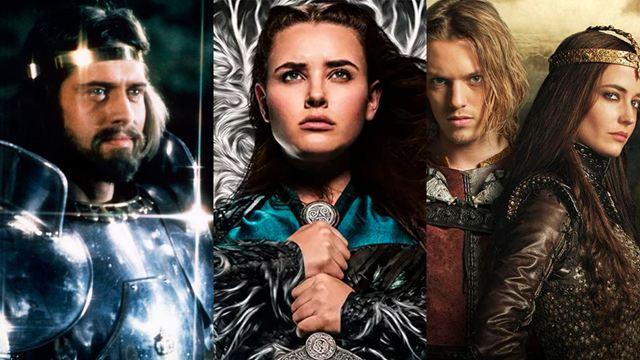 'Maldita' (Netflix) y otras 17 películas y series sobre el rey Arturo