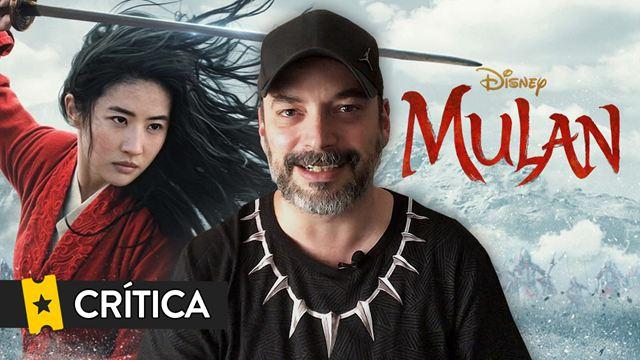 """CRÍTICA de 'Mulán' (Disney+): Un 'wuxia' que """"no decepcionará a nadie"""" con una heroína que bien podría ser de Marvel"""