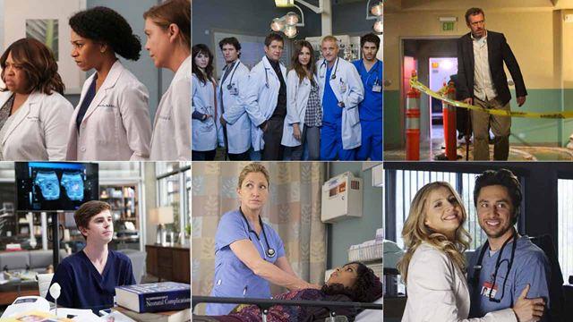 'New Amsterdam', 'The Good Doctor' y 14 de las mejores series de médicos para curarte todos los males