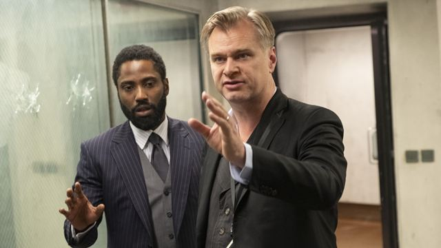 'Tenet': John David Washington quiere una secuela con Christopher Nolan