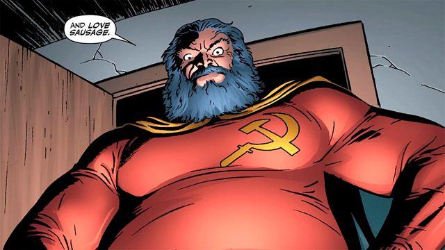 'The Boys': Laz Alonso habla de uno de los superhéroes más locos del sexto episodio
