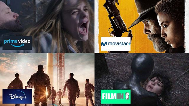 Estrenos de películas y series en Amazon Prime Video, Disney+, Movistar+ y Filmin en la semana del 5 al 11 de octubre